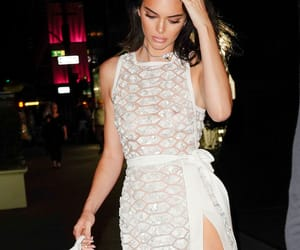 kendall jenner, angel, and fashion image