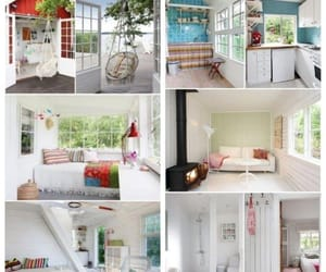 home, interior, and small space image