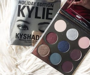 eyeshadow, makeup, and fashion image
