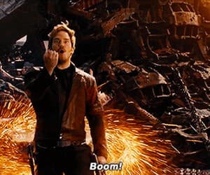 Avengers, gif, and guardians of the galaxy image