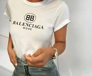 Balenciaga, chic, and fashion image