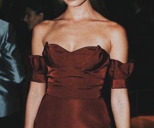 dress, hair, and taylorhill image