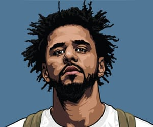 article, music, and jcole image