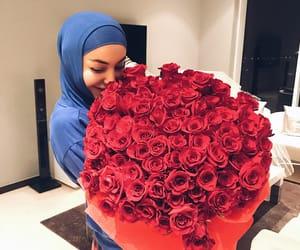 hijab, stylish, and hijab fashion image