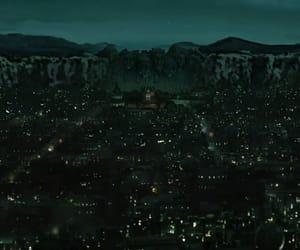 anime, konoha, and aldea image