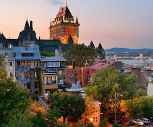 canada, city, and travel image