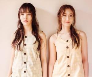 yuju, sinb, and gfriend image