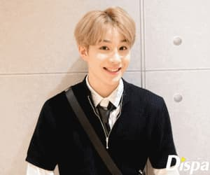 gif, jungwoo, and nct image