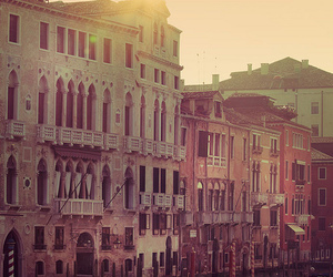 italy, buildings, and venice image