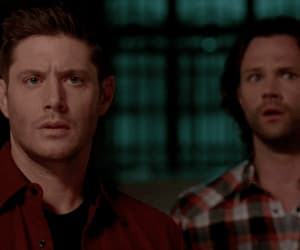 dean winchester, gabriel, and gif image