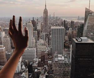 city, dreams, and fun image