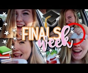 courtney, finals, and video image