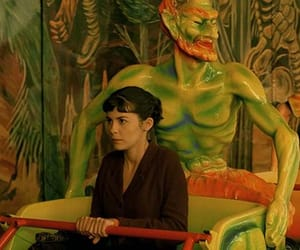 amelie, movie, and poulain image