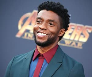 actor, black panther, and celebrities image