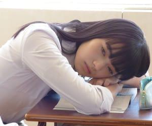 school, 女の子, and 制服 image