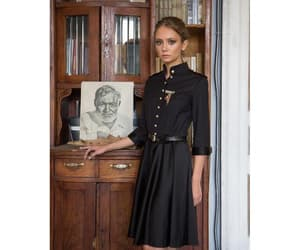 clothing, military style, and day dresses image