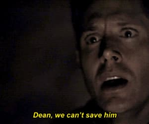 dean winchester, gif, and supernatural image