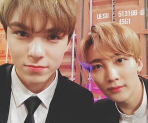 Seventeen, jeonghan, and vernon image