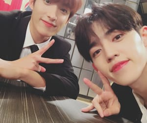 DK, s.coup, and Seventeen image
