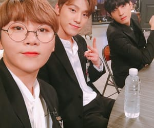 dino, Seventeen, and wonwoo image