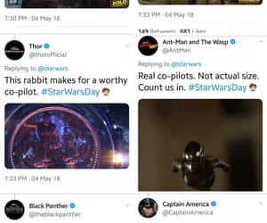 black panther, captain america, and Marvel image