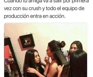 amigas, crush, and gracioso image