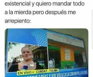 funny, meme, and memes en español image