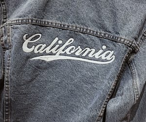 california, style, and theme image