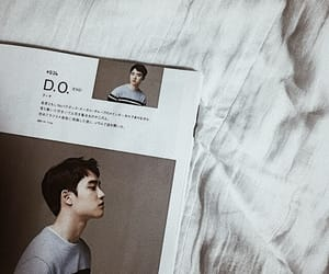aesthetic, exo, and d.o image