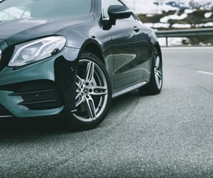 mercedes, coupe, and mercedes benz image