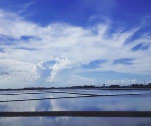 blue, thailand, and salt image