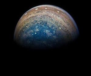 jupiter, planet, and blue image
