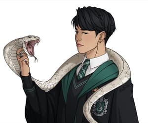 harry potter, Hot, and kpop image