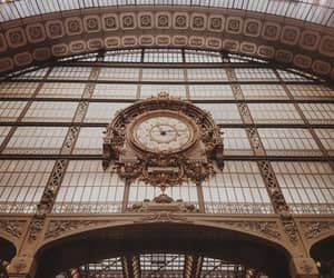 aesthetic, france, and time image