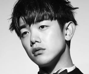 b&w, kpop, and eric nam image