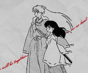 sweet, inuyasha, and inukag image