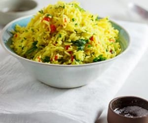 recipe, rice, and woolworths image