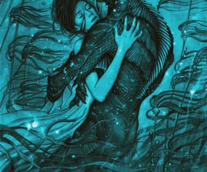 the shape of water and movie image