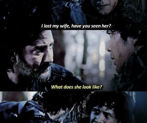 bellamy, funnny, and clarke image