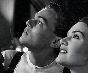 titanic, jack, and kate winslet image