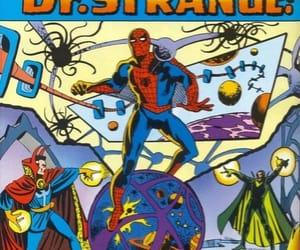Marvel and steve ditko image