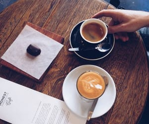 coffee, drink, and drinks image