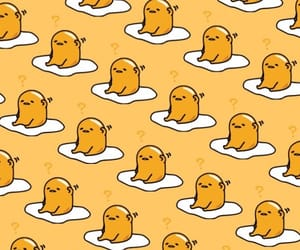 wallpaper, lockscreen, and gudetama image