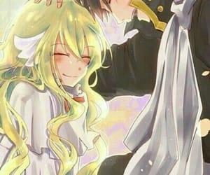 mavis, fairy tail, and zeref image