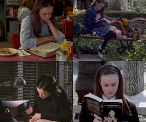 book, books, and gilmore girls image
