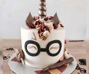 cake, harry potter, and so cute image