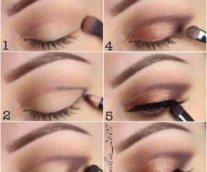 makeup, loveit, and mua  image