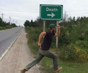 death, humor, and lol image