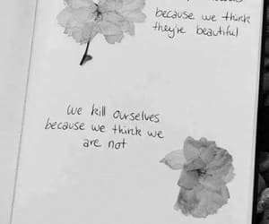 Dead Flowers, suicide, and journal entry image