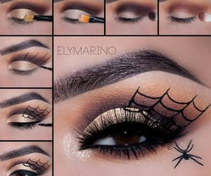 makeup and spider image